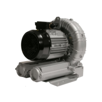 HERZ Vysokotlakový ventilátor NEREZ
